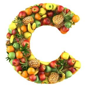 Vitamin C có nhiều trong các loại hoa quả<